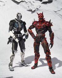 Den-O Sword Form & Momotaros SIC Vol42