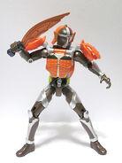 Gridon Orange Arms