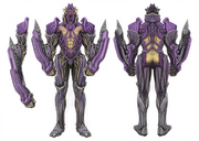 Iron Roidmude Early Design