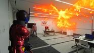 Phoenix Funky Attack