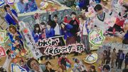 Tomoko, Miu, Kengo, Gentaro, Yuki, Shun and JK in Zi-O