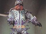 Sickle-Neck Turtle