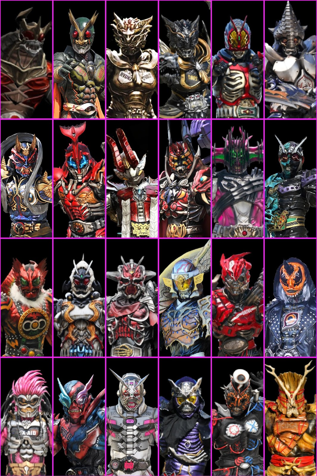 Category:Another Riders   Kamen Rider Wiki   FANDOM powered
