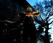 Odin desintegrado