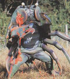 Crab Beastman<br />Crab Kikkaijin