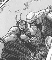 Grasshopper Devilman