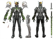 Judge Roidmude Early Design