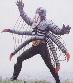 クモ奇械人