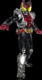 Kamen Rider Kiva in Battride War Genesis