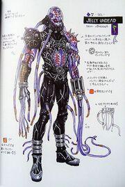 Jellyfish undead