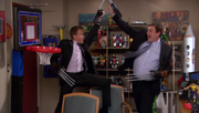 Kamen Rider on HIMYM