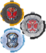 All Wizard Ridewatches