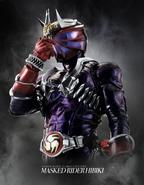 Kamen Rider Climax Fighters Hibiki Poster