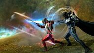 Ryuki & Knight vs Odin