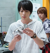 Sento with an incomplete HawkGatlinger