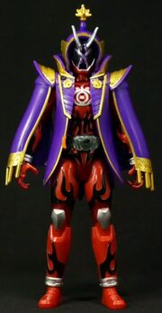 Ghost Toucon Nobunaga Damashii