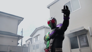 Kamen Rider Double in Heisei Generations Forever