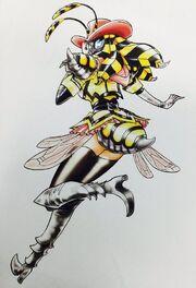 Shimamoto Insect Ganma Manga