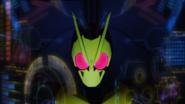 Breaking Mammoth Cockpit Zero-One