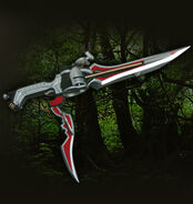 Hibiki Armed Saber