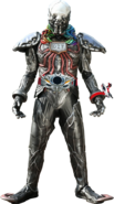 KRDr-Roidmude 027 With Brace and Driver