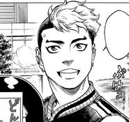 Yusuke Godai (2015 manga)