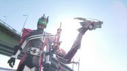 Kamen Rider Decade Ep 7
