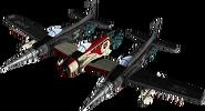 Sky Cyclone-Shocker Fighter Combination