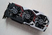ColorfuliGameGTX1060 X-TOP-6G