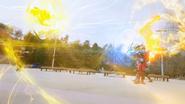 Ryuki Knight Finisher Step 1