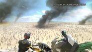 W and OOO Battride War