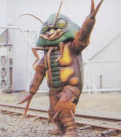 Diving Beetle Beastman