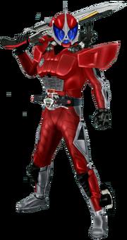 Kamen Rider Accel in City Wars