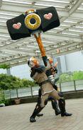ML Ryu's weapon