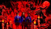 Kamen Rider Fourze Ritsuko & the lunear witches