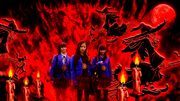 Kamen Rider Fourze Ritsuko & the lunear witches