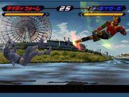 Kamen Rider Kuuga PSX Screenshot 3
