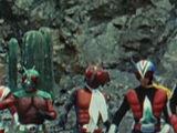 Masked Rider Warriors