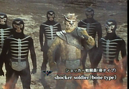 Shocker Soldier (bone type) spelling