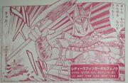 Okra Orphnoch Manga