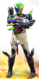 Kamen rider mage spell form by 99trev-da0fnd6