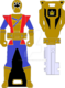 Hyper shinken gold ranger key by signaturefox2013-d8ga9as