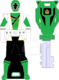 Super shinken green ranger key by signaturefox2013-d8g3mpd
