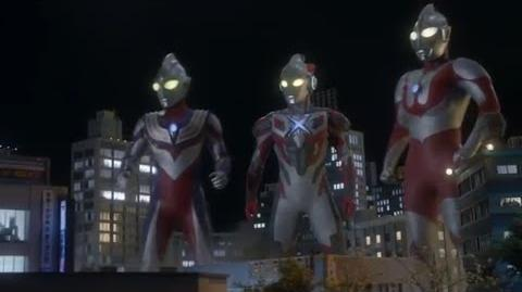 【ウルトラマンX主題歌MADフル】ウルトラマンX ボイジャー feat.Project DMM