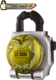 Taboo lockseed ls taboo yellow apple custom by arkirei1500-d8ar93y