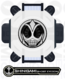 Request fan eyecon shinigami ghost eyecon by cometcomics-d9ej06g