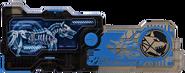 KRZ1-Shooting Wolf Progrise Key (Open)