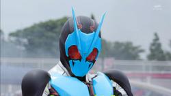 Kamen Rider Zero-Two profile