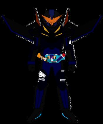 Kamen Rider New G7 Icarus