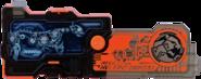 KRZ1-Rushing Cheetah Progrise Key (Open)